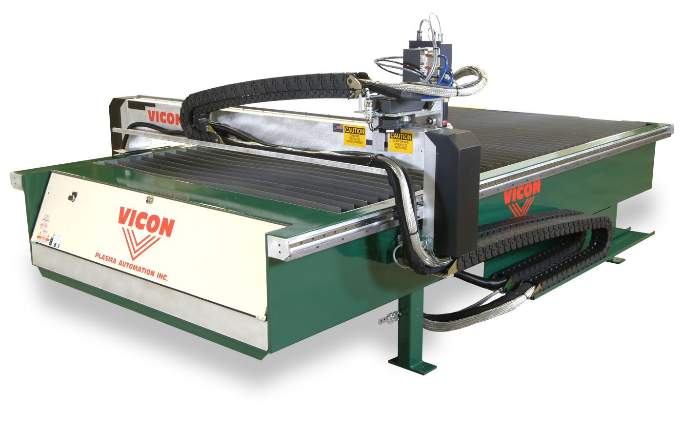 Vicon Fabricator Ss Plasma Cutting System